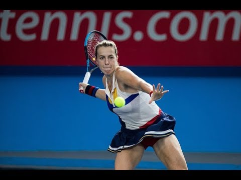 2017 Hong Kong Open Semifinals | Anastasia Pavlyuchenkova vs. Wang Qiang | WTA Highlights