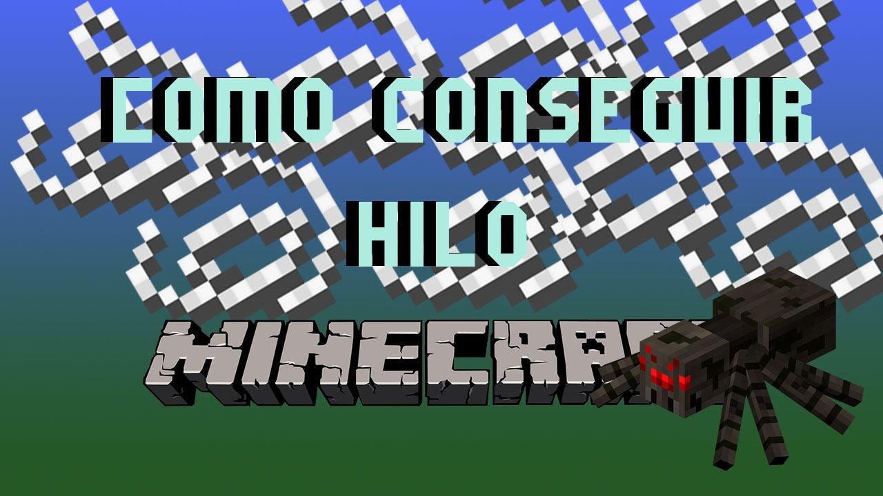 Como Hacer Cuerda En Minecraft 162 By Supergladiador123