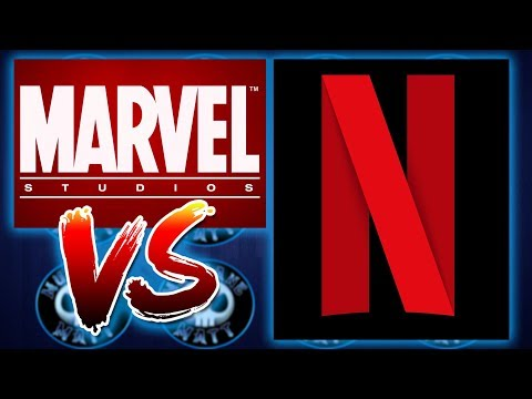 Disney's new streaming service puts Netflix's Marvel s in jeopardy