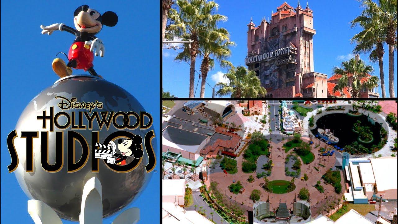 Hollywood Studios: Parques da Disney