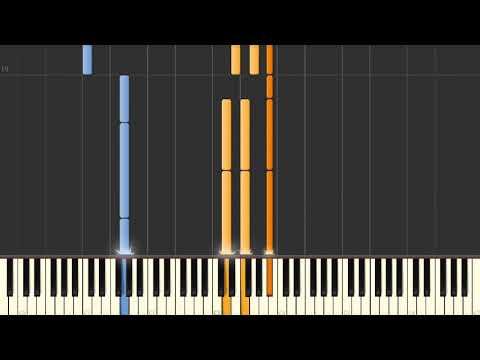 Mr. Mistoffelees (Cats OST) – Piano tutorial