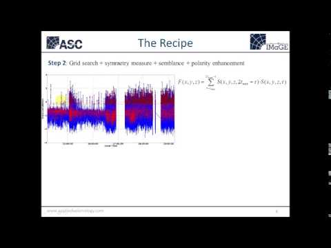 Locating microseismicity from surface monitoring arrays  — A case study