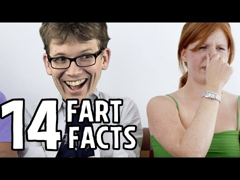 14 Fart Facts for my Flatulent Friends