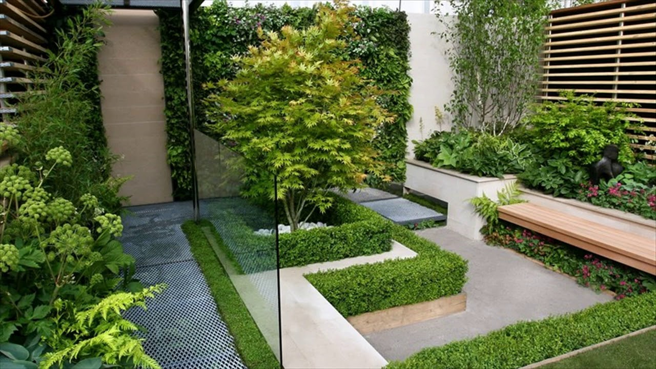 luxury garden design