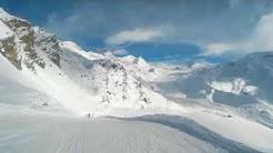 Zermatt, Rothorn, Red ski run 19, Matterhorn
