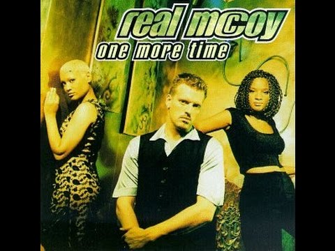 One More Time The Real McCoy 1997