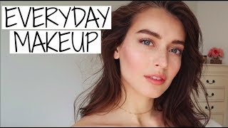 Winter Every Day Makeup Look | Jessica Clements Thank you to Superg...