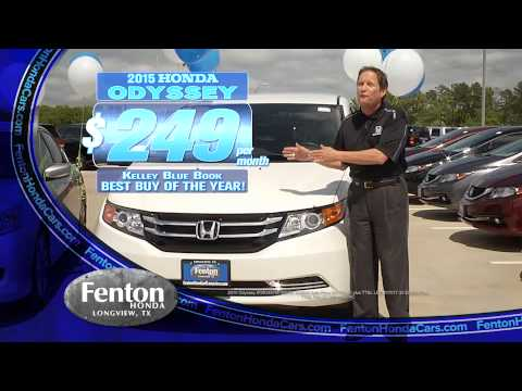 Performance, Reliability, and Value at Fenton Honda of Longview!
