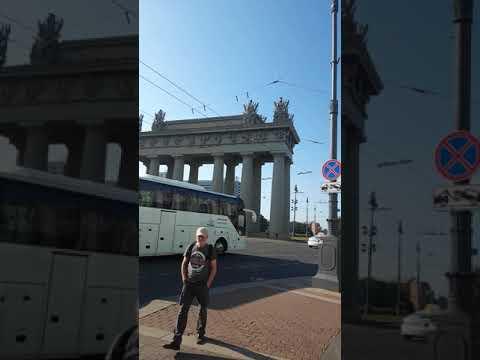 Московские ворота, как граница города