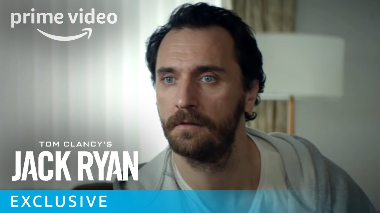 Download Tom Clancy's Jack Ryan - Great Shows Stay With You | Prime Video