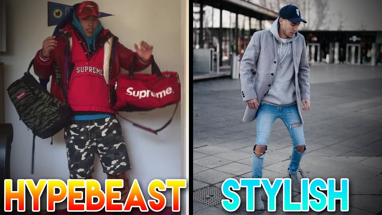 7989b5cb777c BIG MISTAKE  YOU ARE DOING THIS ALL WRONG! ( HYPEBEAST VS STYLISH ...