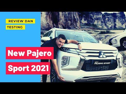 MASIH GRESS LANGSUNG OFFROAD | NEW PAJERO SPORT 2021