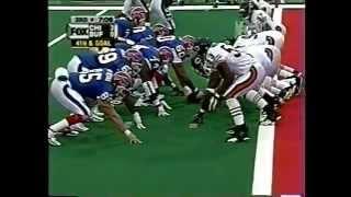 Doug Flutie Buffalo Bills TDs pt2
