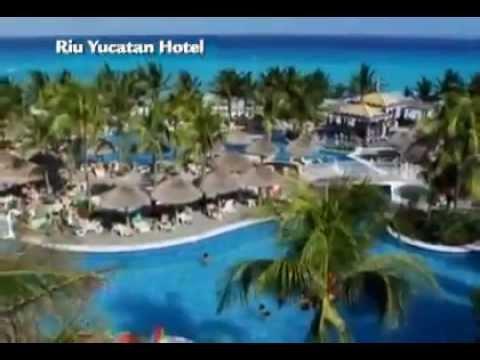 Hotel Riu Yucatan  Playa del Carmen Hotels Riu Hotels & Resorts Mexico Reisebuero Fella
