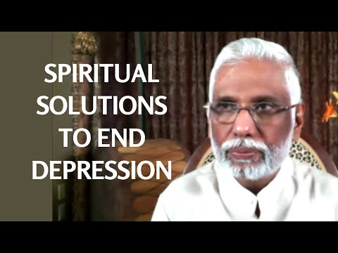 Spiritual Solutions to End Depression