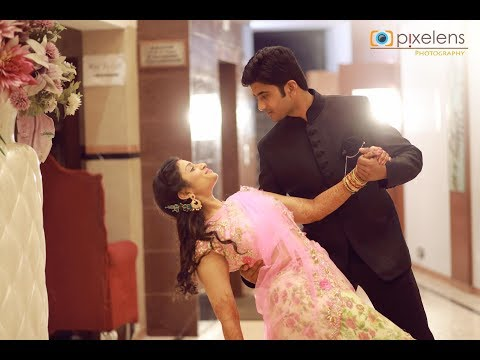 Telusa telusa from Sarrainodu | Couple dance for bride and groom | Indian Sangeeth | Telugu
