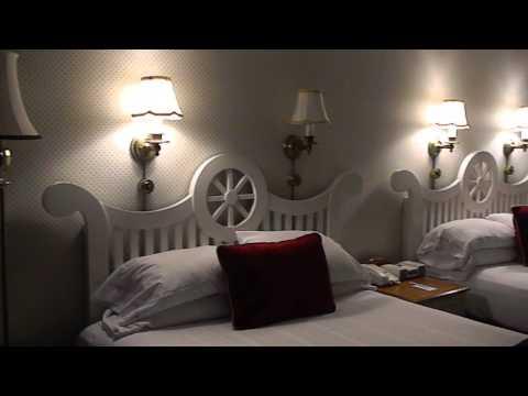 Disney's Yacht Club  Resort Room Review