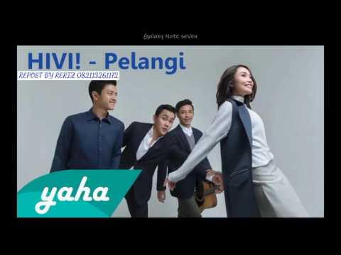 HIVI! - Pelangi - video lirik - repost by reriz - AIP - 53 - 082113261172