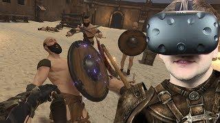 SYMULATOR RYCERZA I CZARODZIEJA - Blade & Sorcery (HTC VIVE VR)