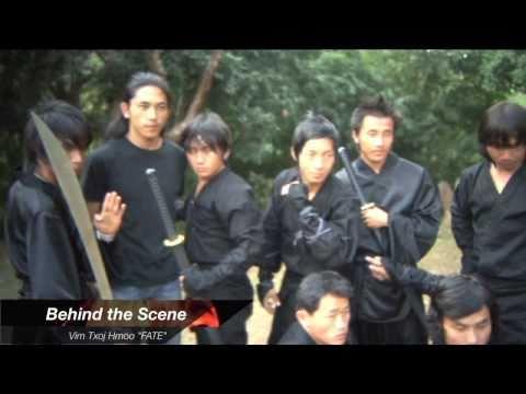 "Vim Txoj Hmoo ""Fate"" Behind the scene, new movie coming soon"
