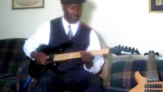gospel guitar (preaching style)the way we play in the south!!!