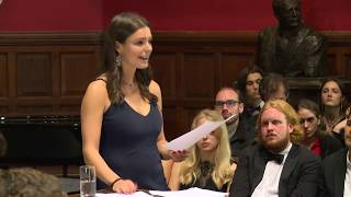 Olivia Leigh | Porn Has No Place In Sex Education (2/8) | Oxford Union