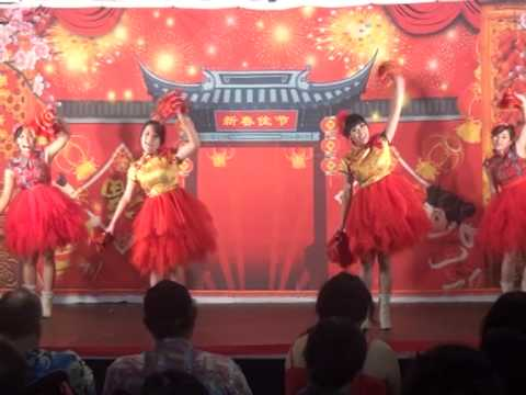Orchid New Music Group Shanghai Girls Pop song with dancing