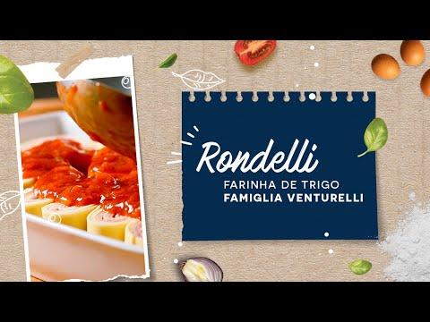 Rondelli — Farinha de Trigo Famiglia Venturelli