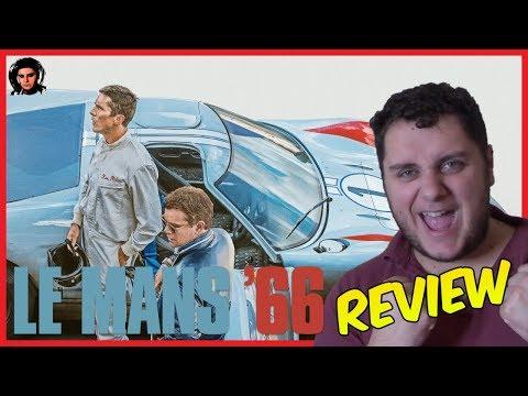 Le Mans '66 (Ford V Ferrari) - Movie Review
