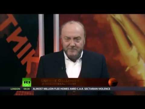 North Korea 2014 - Keith Bennett talks to George Galloway on RT