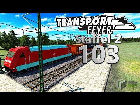 Planmäßige Überladung 🚆 ► [S2 103] ► Let's Play Transport Fever German