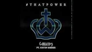 Will.i.am - #That Power (No Bieber Edition)