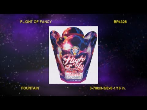 Flight of Fancy -Brothers Pyrotechnics