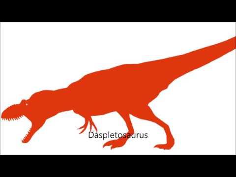 PDBG: ep14: Carcharadontosaurus vs Daspletosaurus