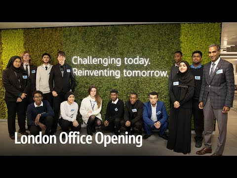 London Office Opening