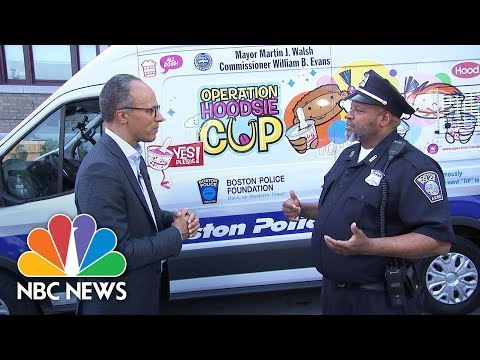 See the Boston Police Departments Secret Weapon!