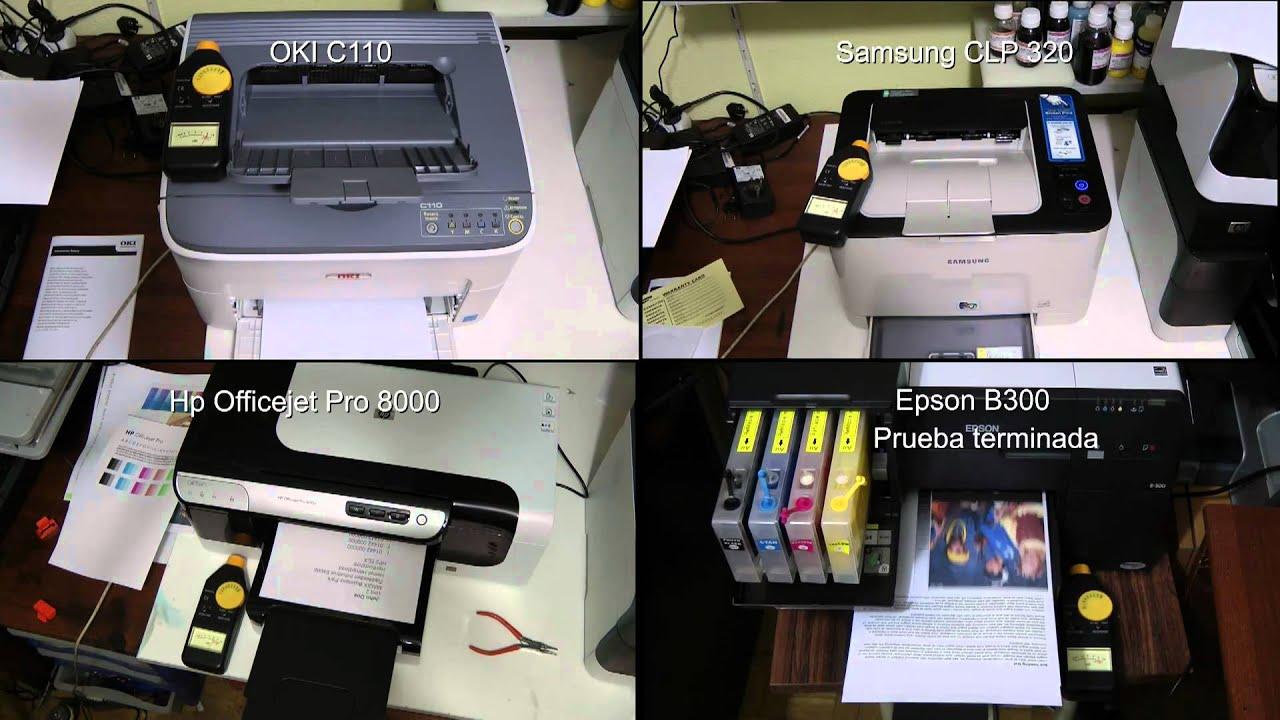 Epson B-300 Printer Linux