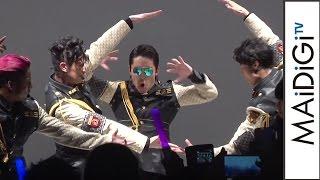 RADIO FISH、新曲「ULTRA TIGER」生披露!ラゾーナ川崎にファン2000人 「RADIO FISH」セカンドアルバム発売イベント1