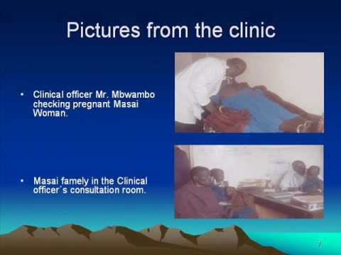 Kisongo Clinic by Mbwambo.wmv