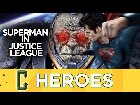 How Much Superman Will Be Featured In The Justice League? - Heroes