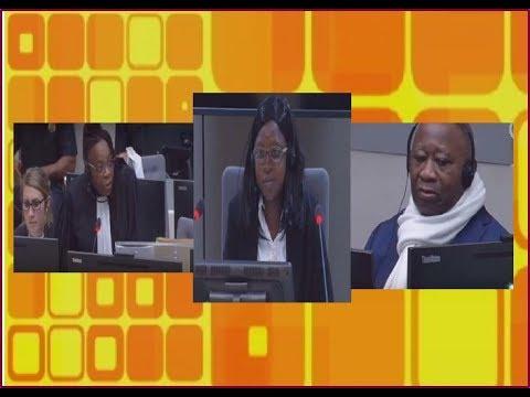 3ème P. CPI 14 Novembre 2017: Camara Fatima Bintou 27 ans, sans emploi témoigne contre Gbagbo