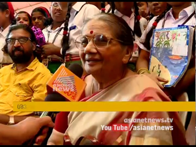 Child Editor Shafna | Children's Day Special