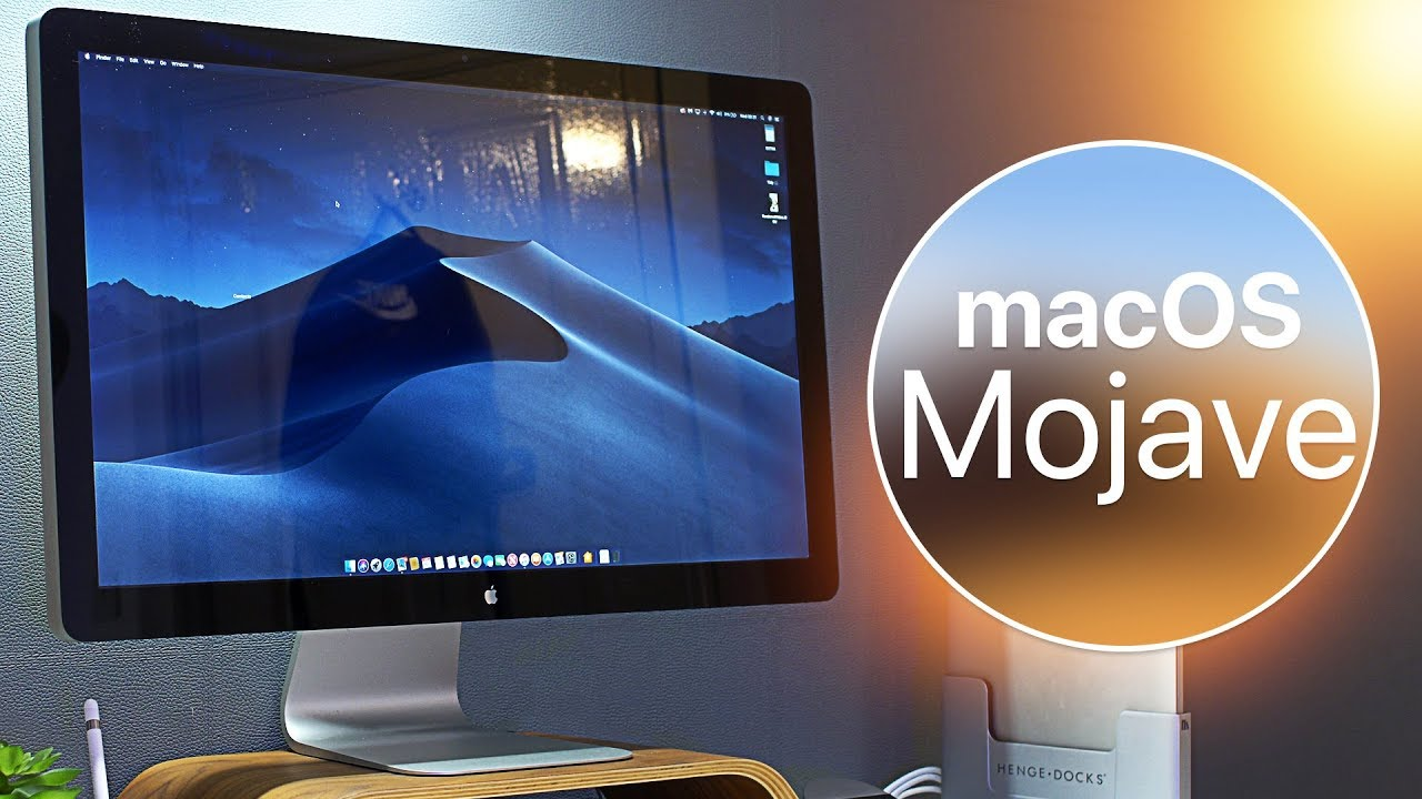 macOS Mojave Migration Assistant plays nicer with Outlook than ever
