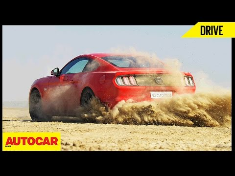 Ford Mustang GT | India Drive | Autocar India