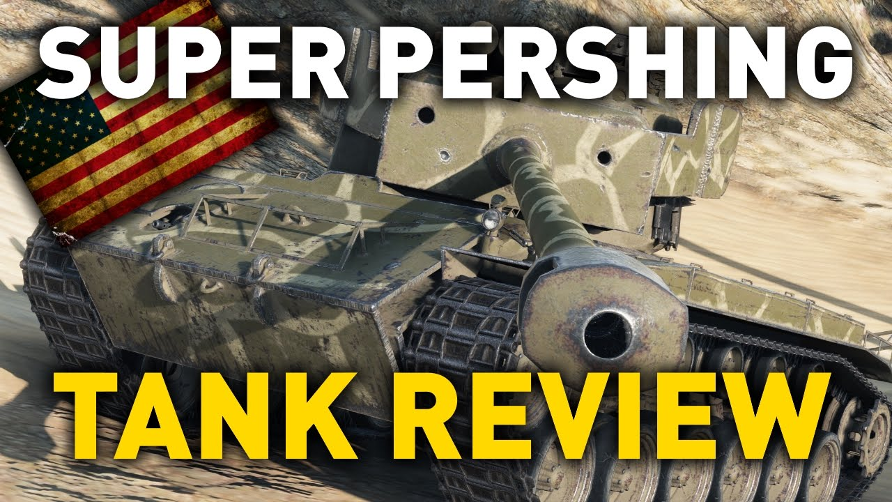 Does the super pershing get premium matchmaking