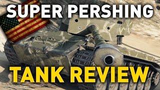 World of Tanks    T26E4 Super Pershing - Tank Review