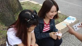 TnT Magic::Street Magic tại NHÀ THỜ ĐỨC BÀ [ Deck] FULL HD - (ảo thuật đường phố việt nam)