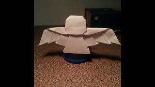 Origami Angel (choo Di Shen) Tutorial