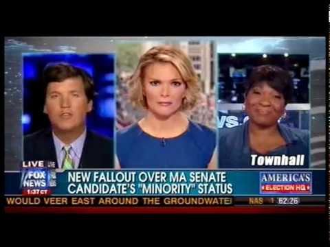 Jehmu Calls Tucker Carlson A Bow-Tying White Boy--Megyn Kelly Apologizes