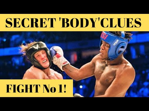 KSI Logan Paul Rematch - Body 'SECRETS' from First Fight!  VOLUME goes normal 8 minutes in.